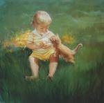 Картина художественная 581