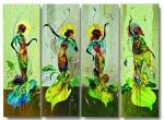 Зеленые танцовщицы 782