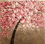 Цветущее дерево 27-01