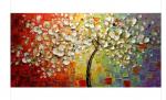 Цветущее дерево 27-12