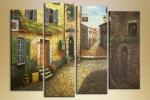Улочка в старом городе 08-79