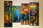 Яркие краски под зонтом 08-75