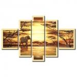 Африканский пейзаж 08-106