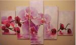 Розовые орхидеи 43/05