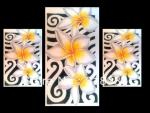 Цветы и орнамент 49-09