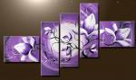 Сиреневые цветы 51-42