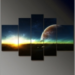 Восход земли 51-139